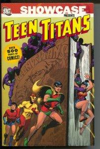 Showcase Presents Teen Titans-Vol.1-2006-PB-VG/FN