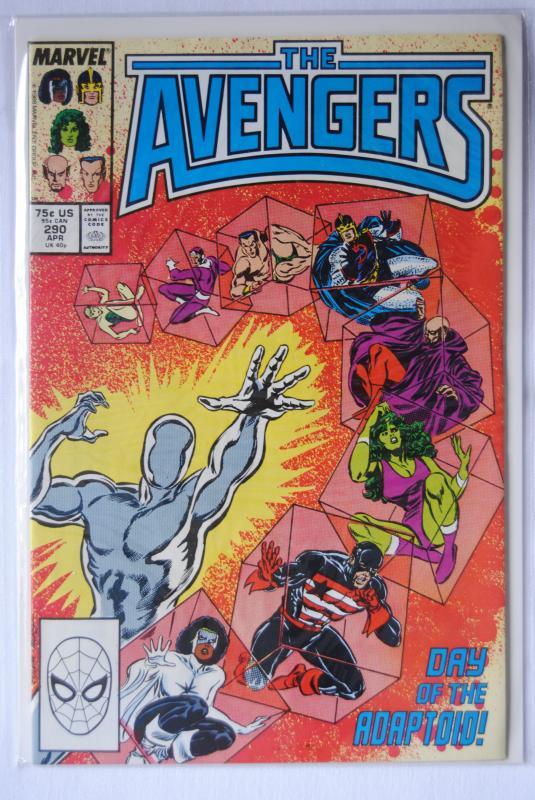 The Avengers, 290