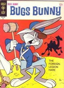Bugs Bunny #100 (Jul-65) VF- High-Grade Bugs Bunny, Porky Pig