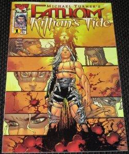 Michael Turner's Fathom: Killian's Tide #1 (2001)
