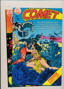 Red Circle Comics Set of 2-COMET #1 & #2 VERY FINE/NEAR MINT (PF952)