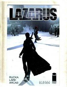 15 Lazarus Image Comic Books # 11 12 13 14 15 16 17 18 19 20 21 22 23 24 25 RP4