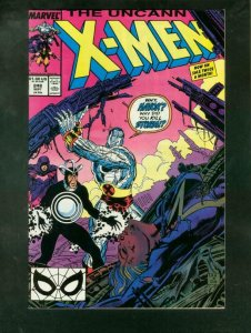 X-MEN #248 1989-MARVEL-HIGH GRADE VF