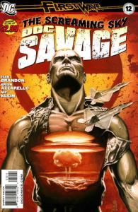 Doc Savage (DC, 2nd Series) #12 VF/NM; DC | save on shipping - details inside