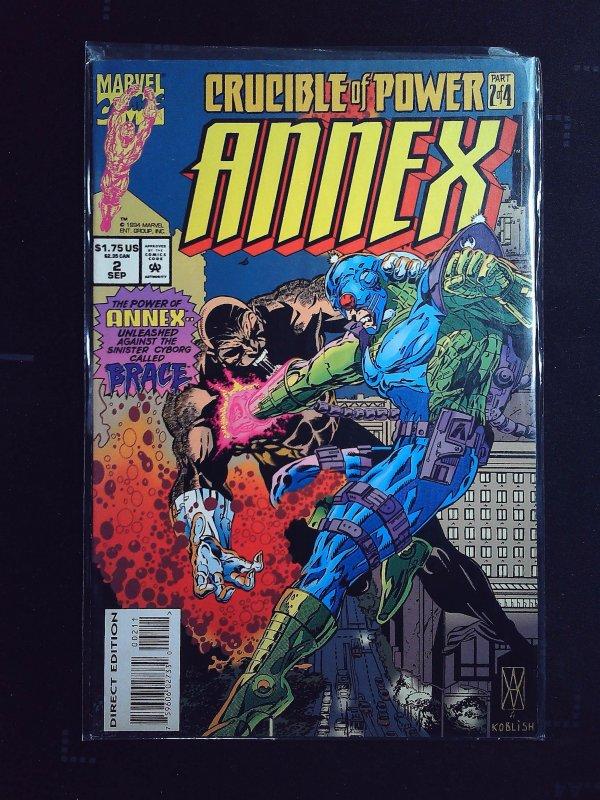 Annex #2 (1994)