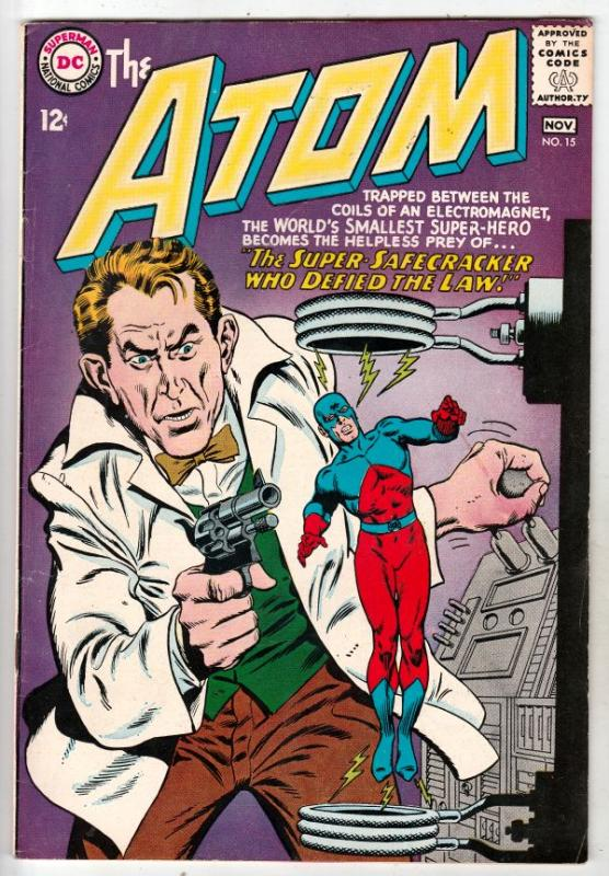 Atom, The #15 (Nov-64) VF/NM High-Grade The Atom