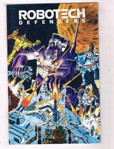Robotech Defenders (1985) #2 DC Comic Book Macross Manga HH4 AD38