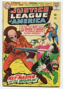 JUSTICE LEAGUE OF AMERICA #41 (VF) id#31a