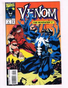Venom #2 VF Marvel Comics The Madness Pt 2 Comic Book Juggernaut Dec DE20