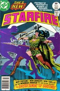 Starfire (1976 series) #6, VF- (Stock photo)