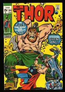 Thor #184 VF 8.0 Marvel Comics