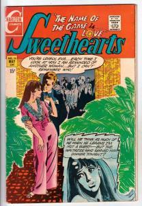 Sweethearts #110 (May-70) FN+ Mid-High-Grade
