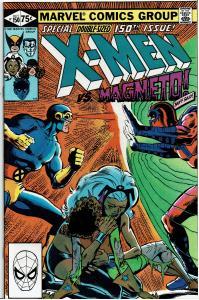 Uncanny X-Men #150, 9.0 or Better