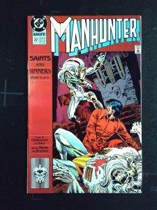 Manhunter #22 (1990)