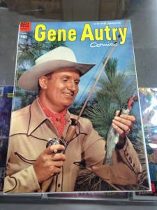 Gene Autry Comics #76 VF Dell Golden Age (June, 1953)