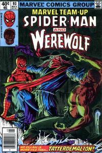 Marvel Team-Up (1972 series) #93, Fine (Stock photo)
