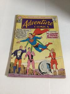Adventure Comics 293 Gd Good 2.0 Water Damage DC Comics Silver Age