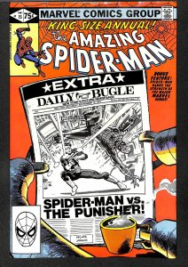 The Amazing Spider-Man Annual #15 (1981)