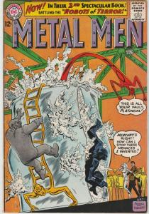 Metal Men #2 (Jul-60) VF/NM High-Grade Metal Men (Led, Tina, Tin, Gold, Mercu...