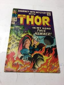 Journey Into Mystery With Thor 120 Vg Very Good 4.0 Minor Water Damage
