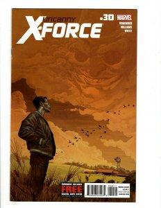 12 Uncanny X-Force Marvel Comics # 30 31 32 33 34 35 Now! 1 2 3 4 6 9 Storm J456