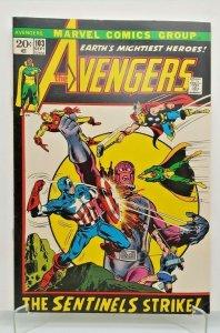 AVENGERS 1972 (MARVEL) #103 VF
