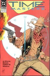 Time Masters #3, NM + (Stock photo)