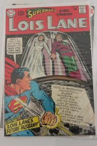 Superman's Girl Friend Lois Lane #90 (Feb 1969, DC) VF/NM