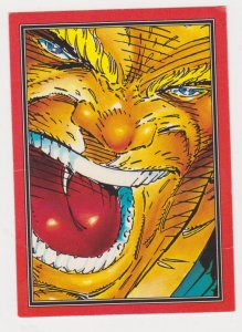 1992 Comic Images Youngblood #67 Brahma