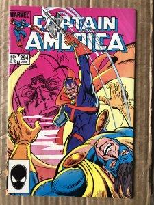 Captain America #294 (1984)