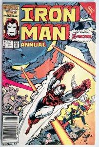 Iron Man Annual #8 (VG/FN,1986) NEWSSTAND