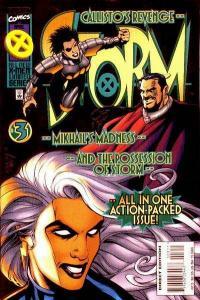 Storm (1996 series) #3, VF+ (Stock photo)