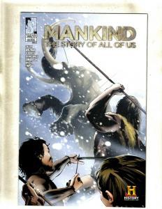 Lot of 8 Comics Mankind 0 Undertaker 0 Aliens vs Predator 1 2 +MORE HY2