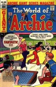 Archie Giant Series Magazine #480, NM- (Stock photo)
