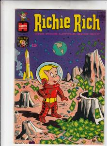 Richie Rich #71 (Jul-68) VF/NM+ High-Grade Richie Rich