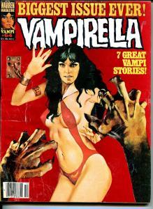 Vampirella #64 1977-Warren-Vampi cover-terror & horror-famous cover-VG