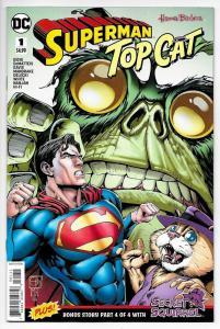 Superman Top Cat Special #1 (DC, 2018) NM