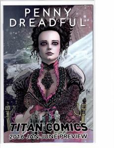 Titan Comics Preview 2016 Penny Dreadful NM (9.4)