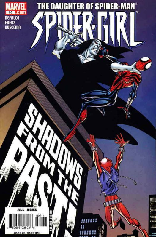 Spider-Girl #96 VF/NM; Marvel   save on shipping - details inside