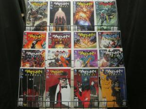 BATMAN ETERNAL (2014) 1-52  The New 52!  COMPLETE!