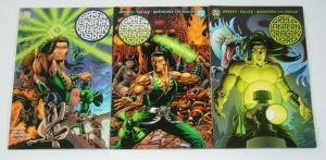 Green Lantern: Dragon Lord #1-3 VF/NM complete series - doug moench paul gulacy