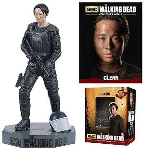 The Walking Dead Collector's Models Figure #7 Glenn (Eaglemoss) - New!