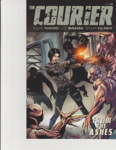 The Courier #1 Cover D Zenescope GFT Comic NM Otero
