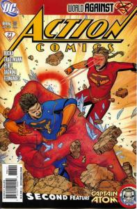Action Comics #886 VF/NM; DC | save on shipping - details inside