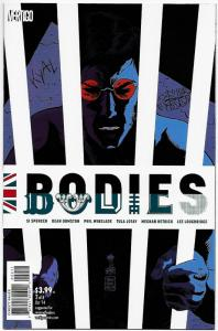 Bodies #2 (DC, 2014) NM
