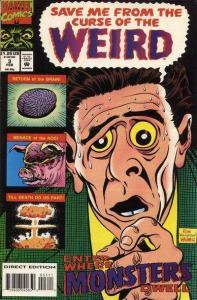 Curse of the Weird #3, NM- (Stock photo)