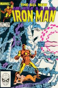 Iron Man (1st Series) #176 VF/NM; Marvel | save on shipping - details inside