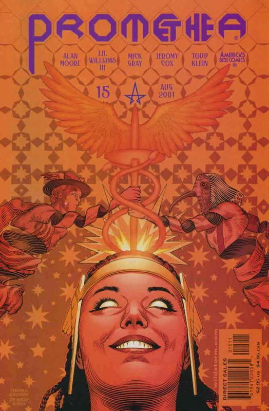 Promethea #15 VF/NM; America's Best | combined shipping available - details insi