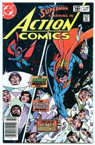 Action Comics 548 Oct 1983 NM- (9.2)