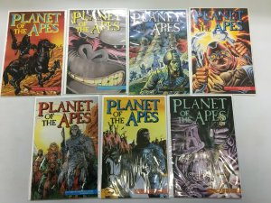 Planet of the Apes Adventure Comics #2-17 14 Diff Books 6.0 FN (1990)